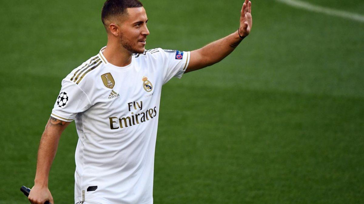 Prediksi Tiga Nomor Punggung Untuk Eden Hazard di Real Madrid