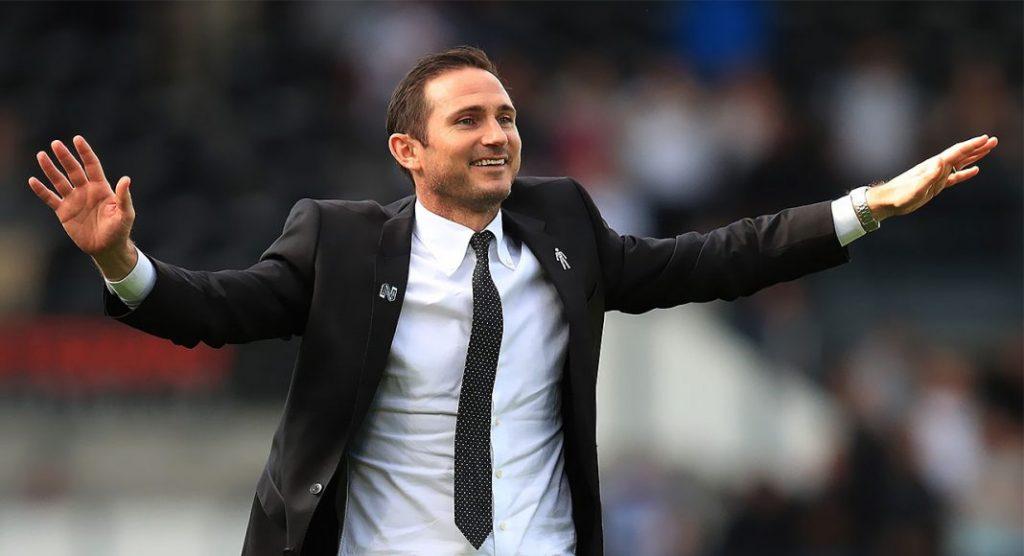 Di Matteo Setuju, Jika Frank Lampard Tangani Chelsea