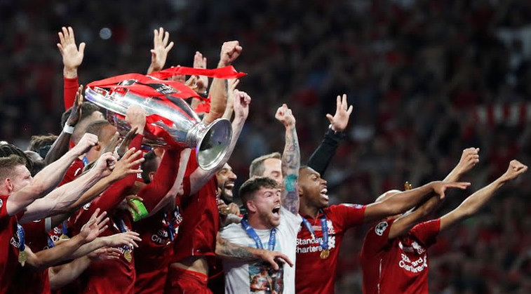 Liverpool Berhasil Menjuarai Liga Champion 2018-2019