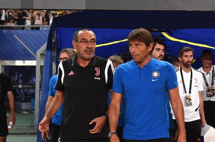 Conte Sebut Inter Semakin Baik Meski Kembali Kalah