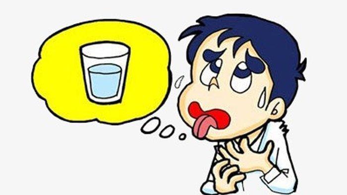 Tanpa Disadari Jenis Gejala Ini Menunjukkan Kamu Sedang Dehidrasi Loh!