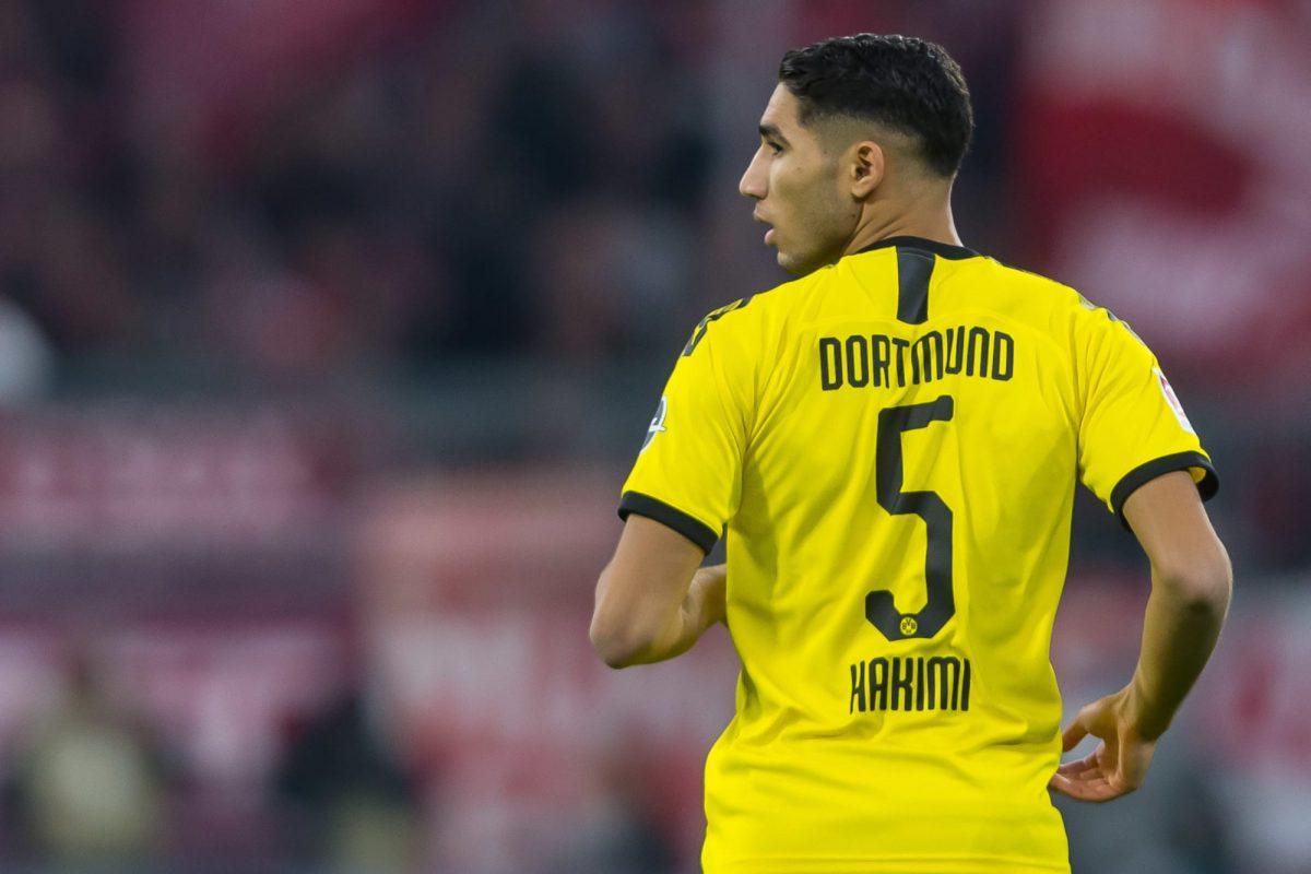 Bek Dari Dortmund ini Kerja Keras Untuk Dapat Bergabung Dengan Real Madrid