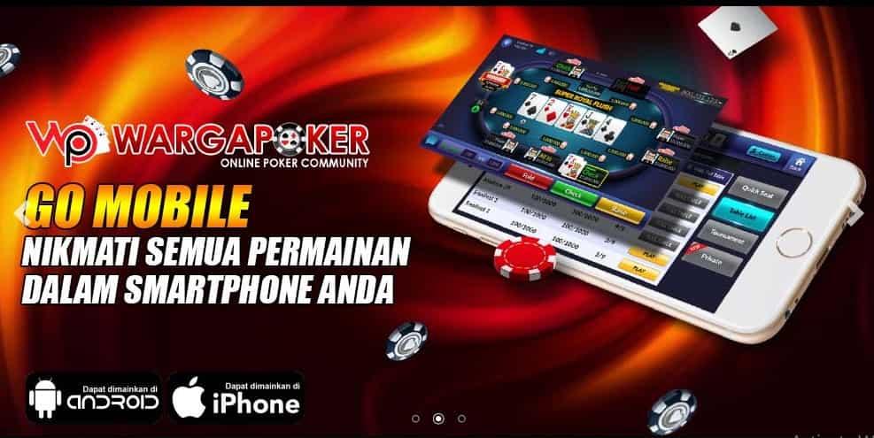 Wargapoker Server Idn Poker Super Cepat dan Pasti Bayar