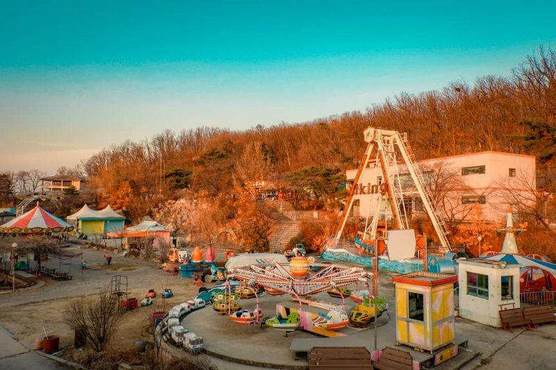 Tempat Wisata Paling Angker Di Korea Selatan
